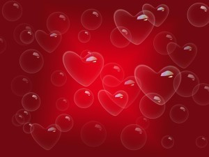 heartBubbles-ハート-300x225